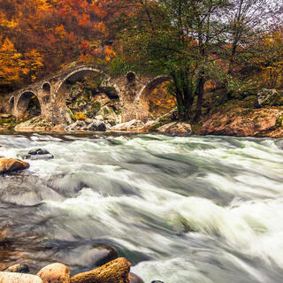 Arda River, Bulgaria, Rhodope Mountains
