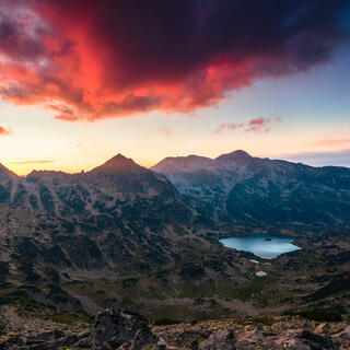 Bulgaria, Pirin Mountains