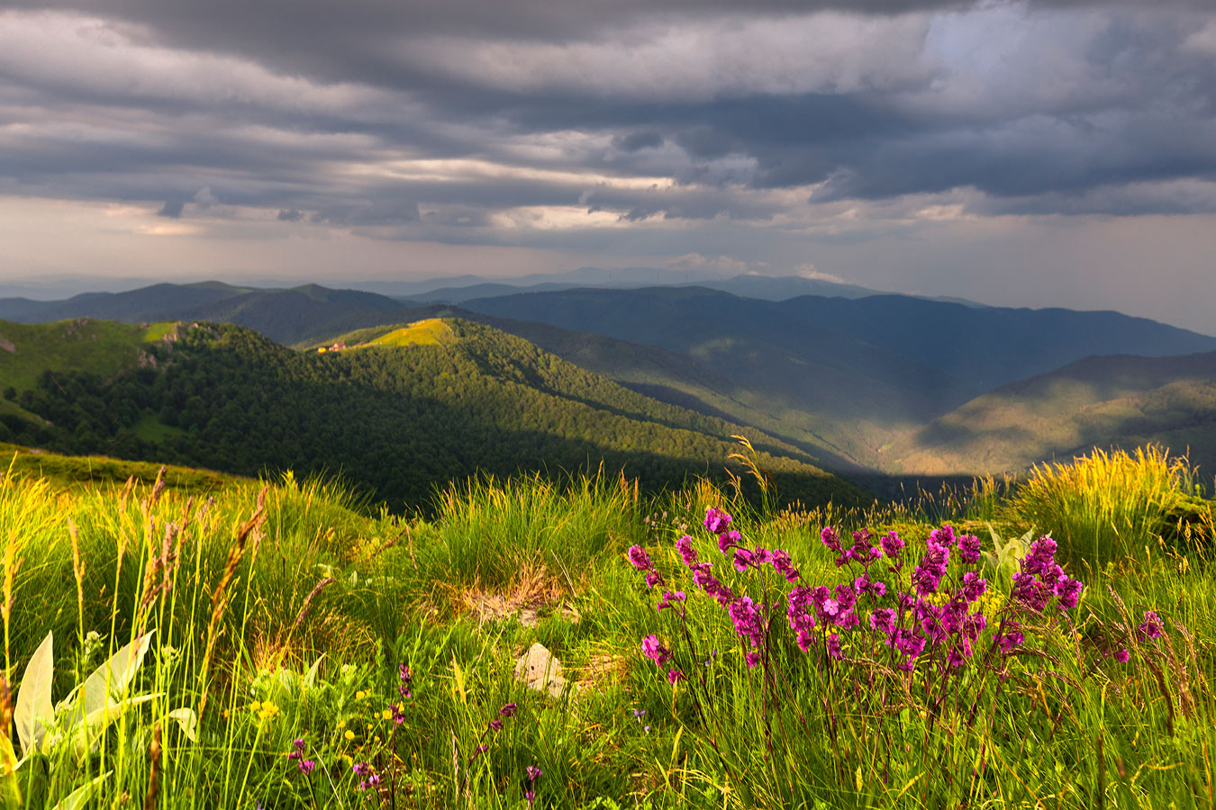 Balkan Mountains, Bulgaria