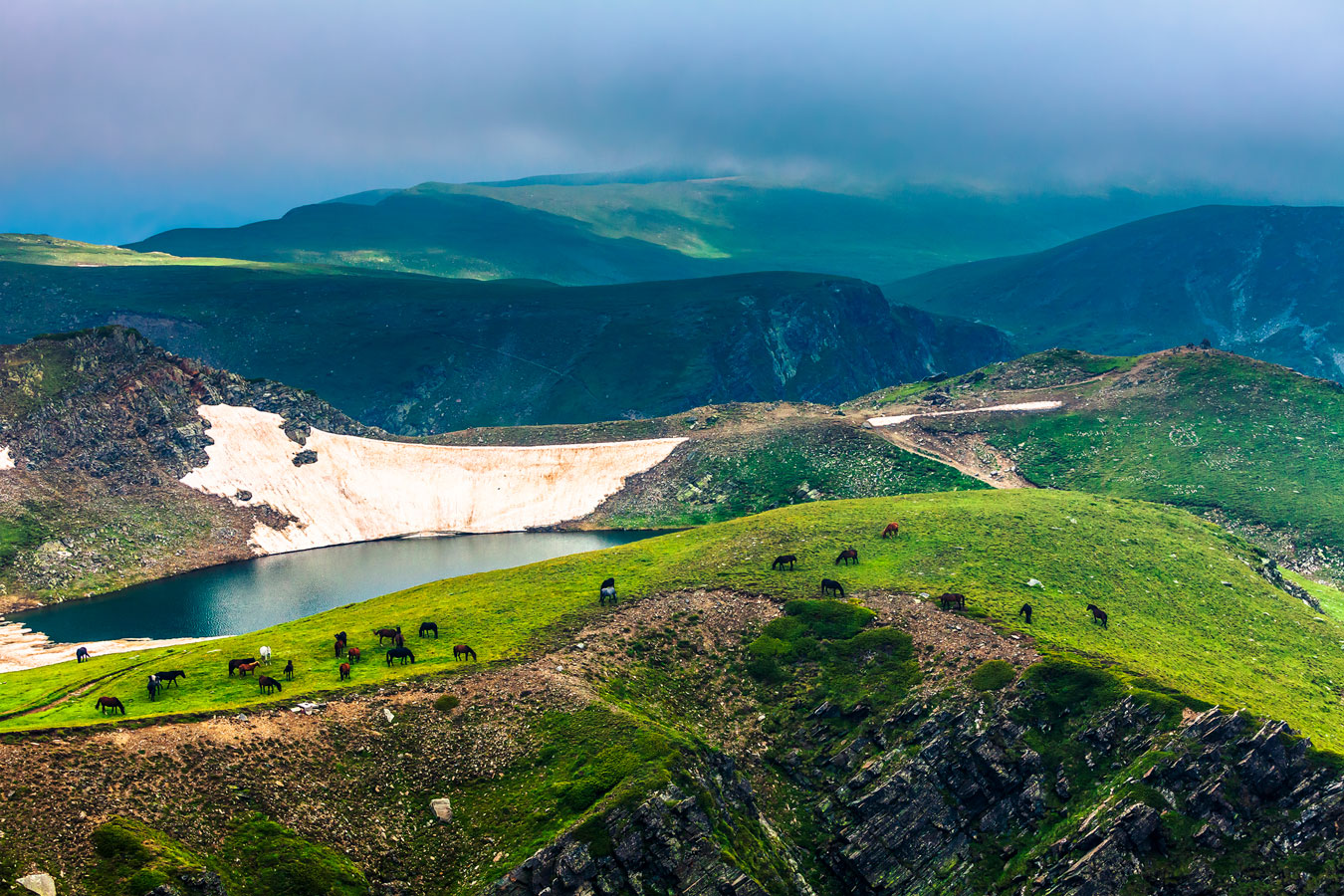 Bulgaria, Rila Mountains